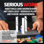 SERIOUSWORK - LEGO SERIOUS PLAY Buch Jens Dröge