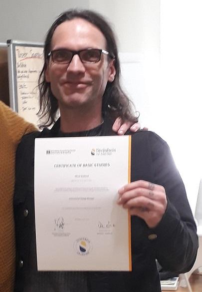 Teilnehmerstimme Oliver Dobisch Steinbeis zertifizierte Ausbildung Change Manager