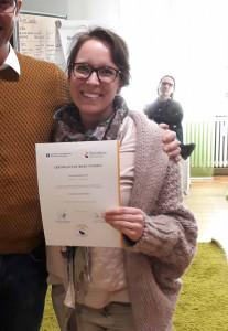 Teilnehmerstimme Yvonne Steinbeis zertifizierte Ausbildung Change Manager